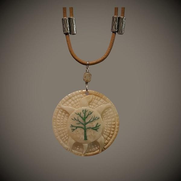 Turtle & Tree Of Life   Talas Art
