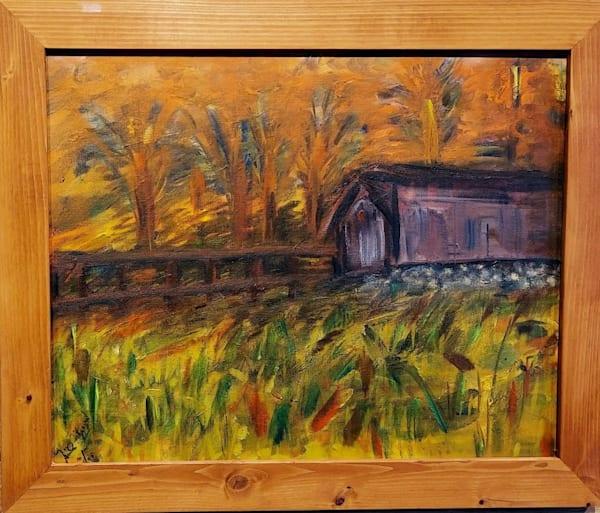 original, barn, rustic, oil