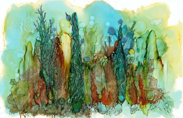 Labyrinth Art | Art With Judy Ann