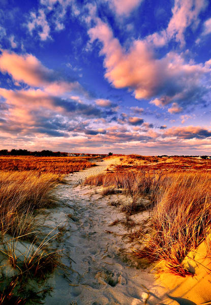 Cotton Skies   W. Dennis, Ma Photography Art | The Colors of Chatham