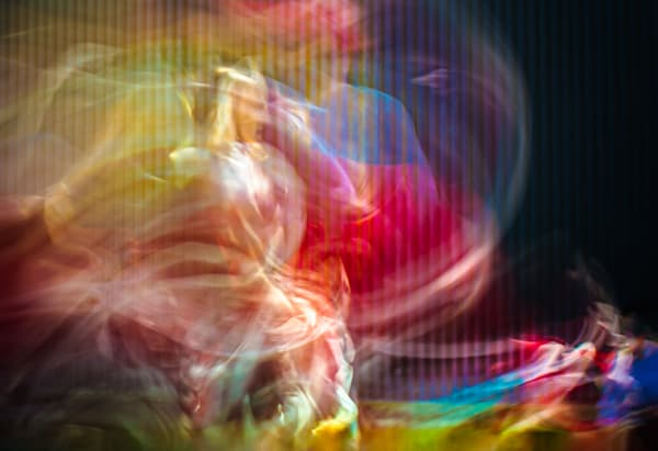 Colour in Motion No. 5