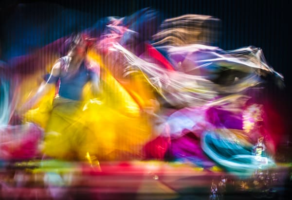 Colour in Motion No. 4