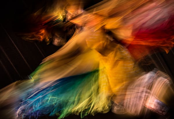 Colour in Motion No. 2