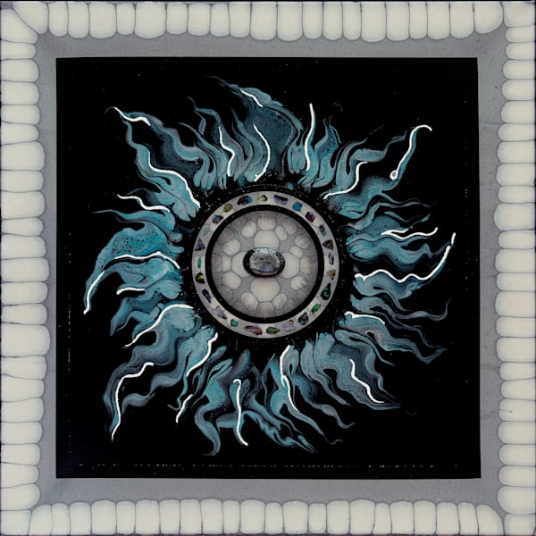 "Wind Element ""Sun Series 1"" Art | Breathe Art Paintings"