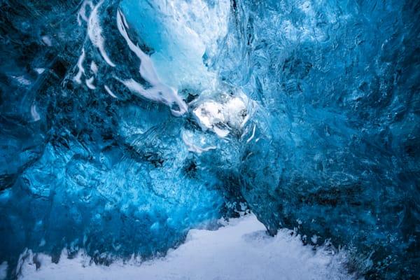 Heart Of The Glacier Photography Art   Garsha18 Fine Art Photography