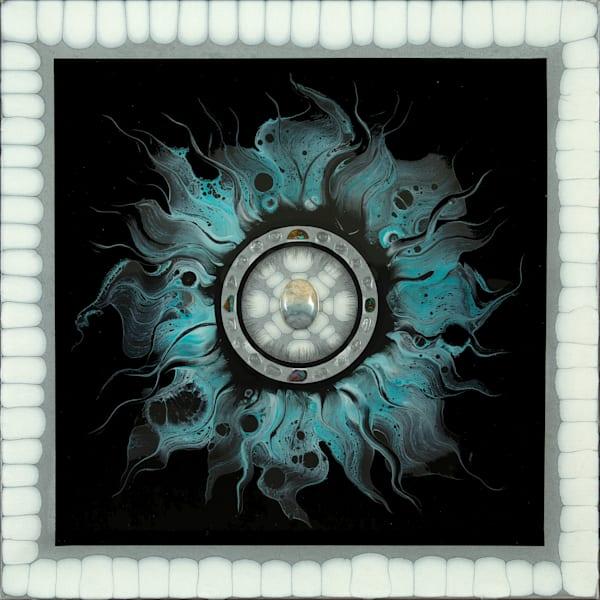 "Wind Element ""Sun Series 2"" Art | Breathe Art Paintings"
