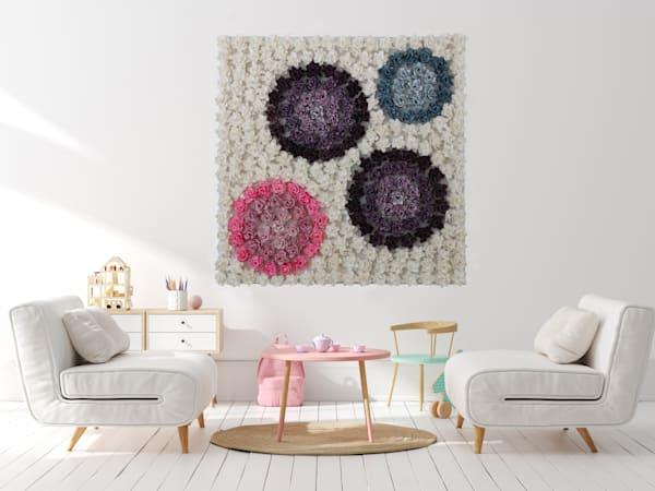 Shape Play   Dotty Art | Lauren Naomi Fine Art