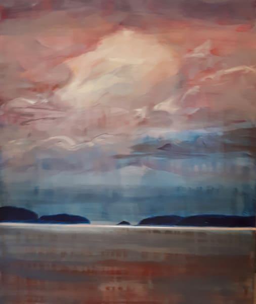 Island Sunrise R Art | kathleenschmalzartist