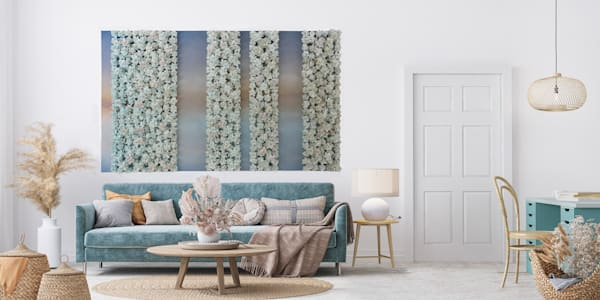 Sky + Line   Ombre Art | Lauren Naomi Fine Art