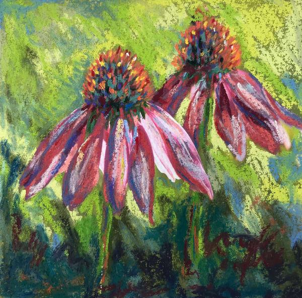 Purple Coneflower Art | ebaumeistermcintyre