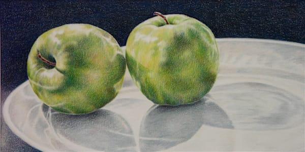 Green Apples Art   ebaumeistermcintyre