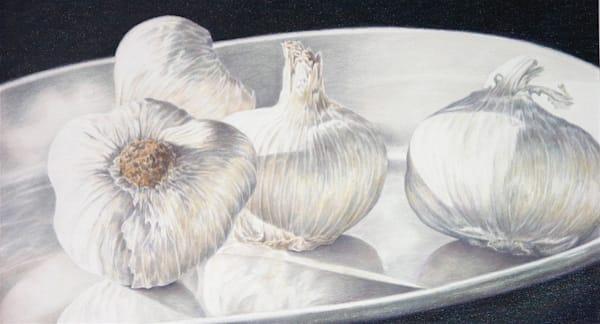 Garlic Iv Art   ebaumeistermcintyre