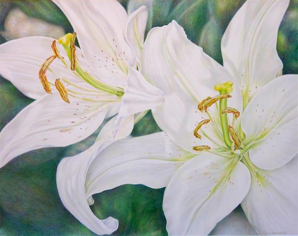 Lily Pair Art | ebaumeistermcintyre