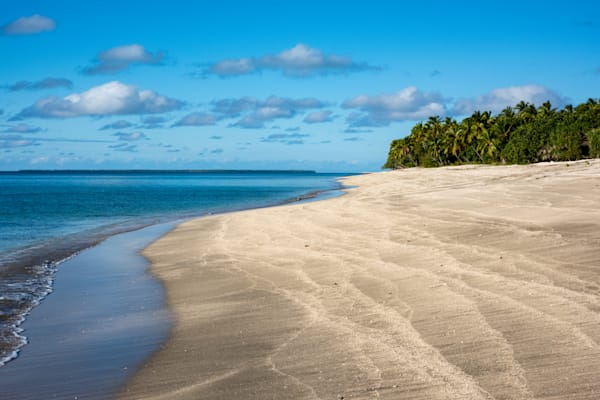 Desert Isle is a fine art photograph of a deserted beach available for sale.