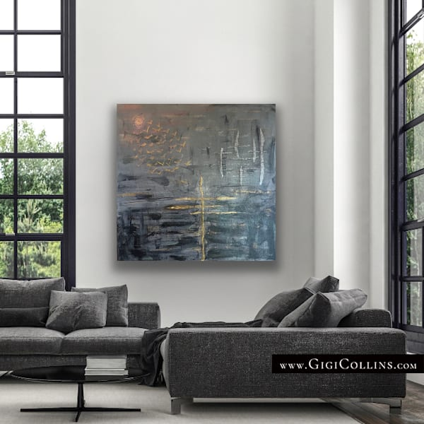 Unbroken Gallery Wrap Limited Edition Art | Gigi Collins Art