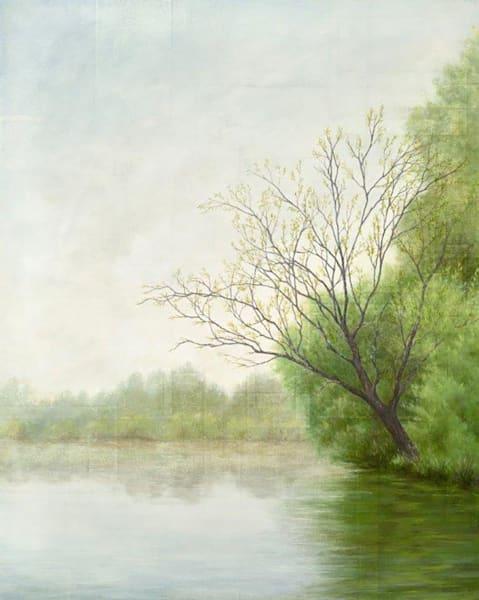 Spring Greens Art   Fountainhead Gallery