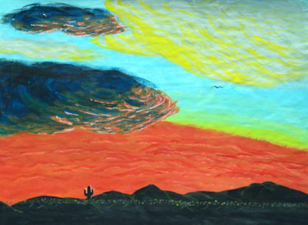June Sunset Photography Art | ArtbyAEllis