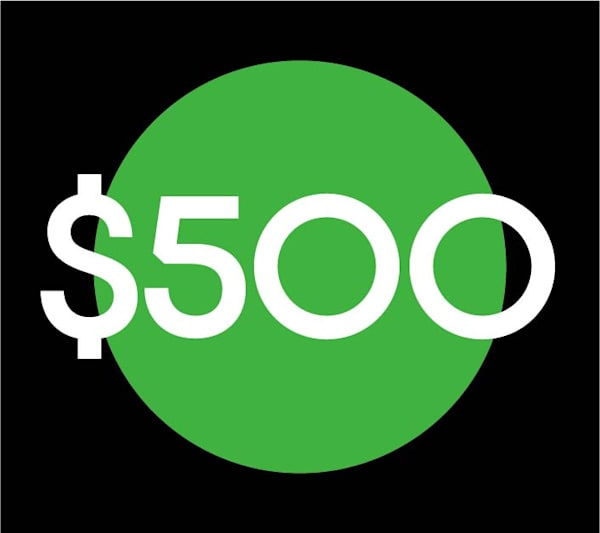 $500 Gift Card | RPAC Gallery