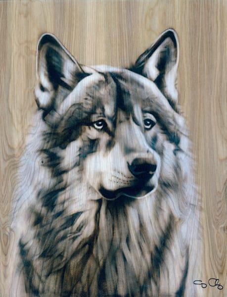 Wolf Art | GeorgeCharriezArt