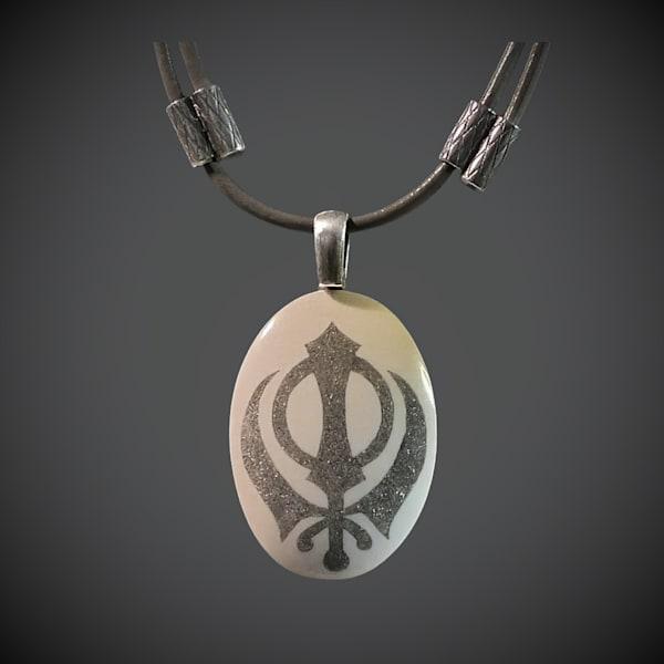 Khanda Sikh Symbol   Talas Art
