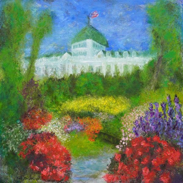 Secret Garden Art | S Pominville