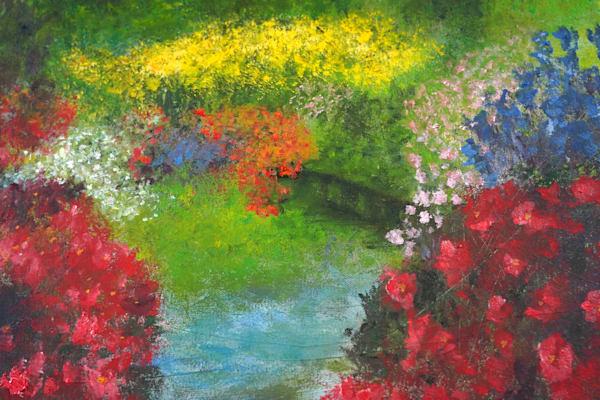 Secret Garden Detail 1 Art | S Pominville