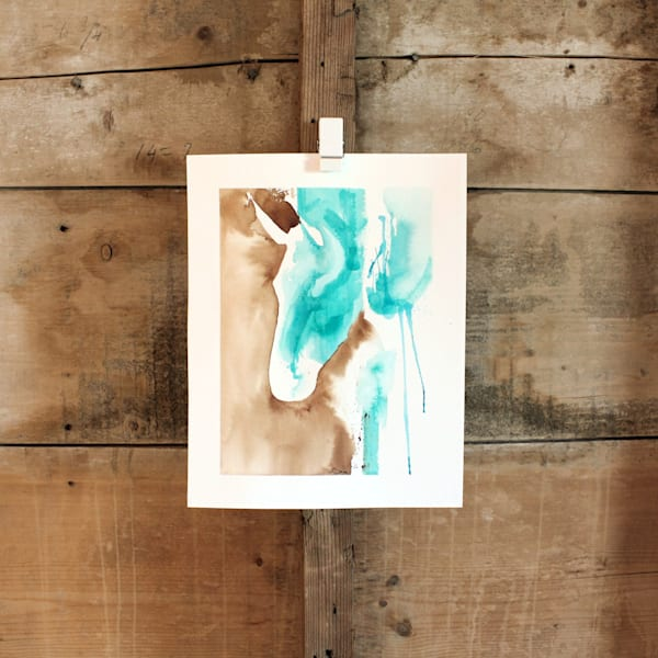 Cooled - Small Abstracts Collection