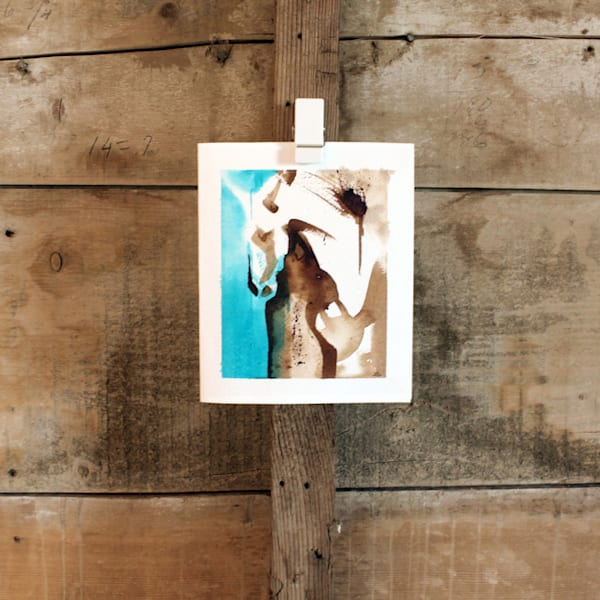 Gait - Card - Small Abstracts Collection