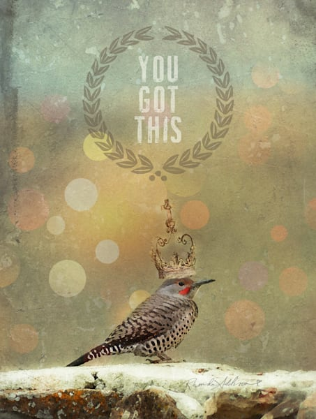 You Got This Crowned Flicker