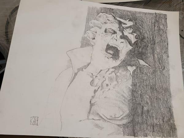 I Frankenstein   Demon01 (Marketing Art) Art | Omaha Perez Art