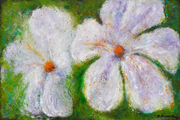 Flowers Art   S Pominville