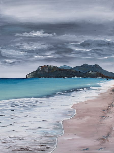 Stormy Cagliari Art   Drivdahl Creations