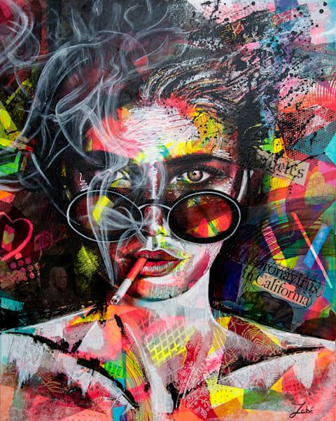 Californication Art | Zabé Arts