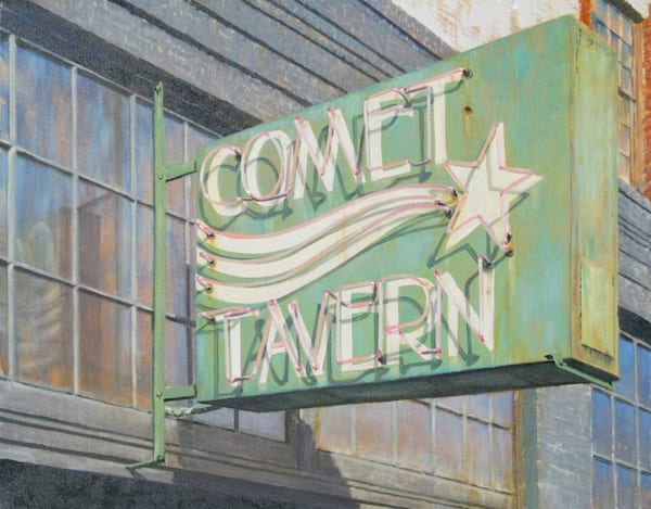 Comet Tavern Iii Art | Fountainhead Gallery