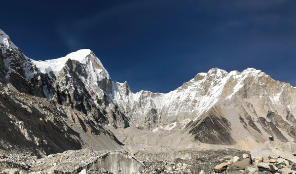 En Route To Everest Base Camp Photography Art | Jim Grossman Photography