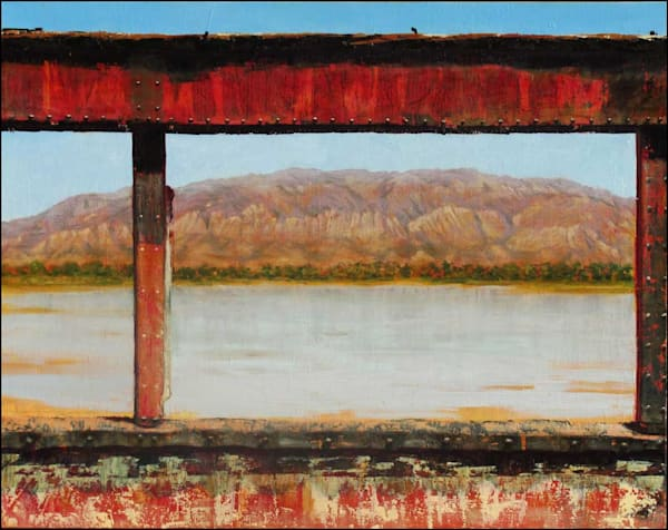 From The Train Art | Fountainhead Gallery