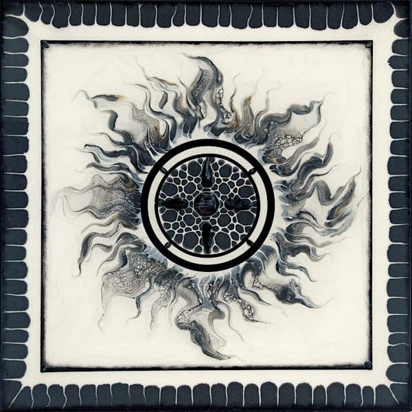 "Earth Element ""Sun Series 1"" Art | Breathe Art Paintings"