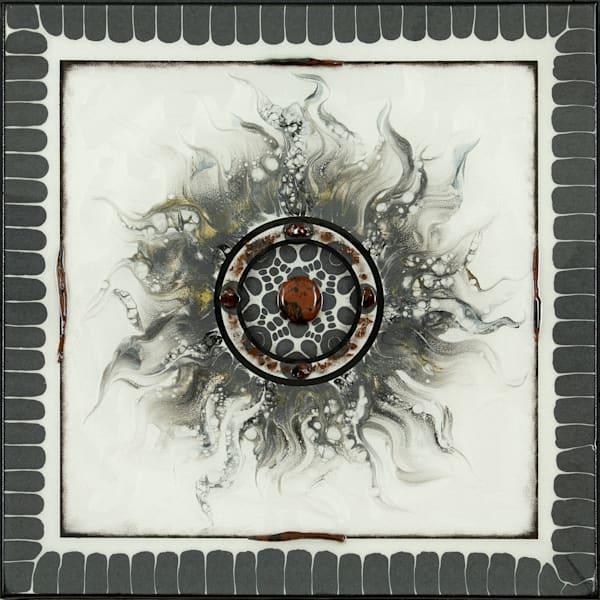 "Earth Element ""Sun Series 2"" Art | Breathe Art Paintings"