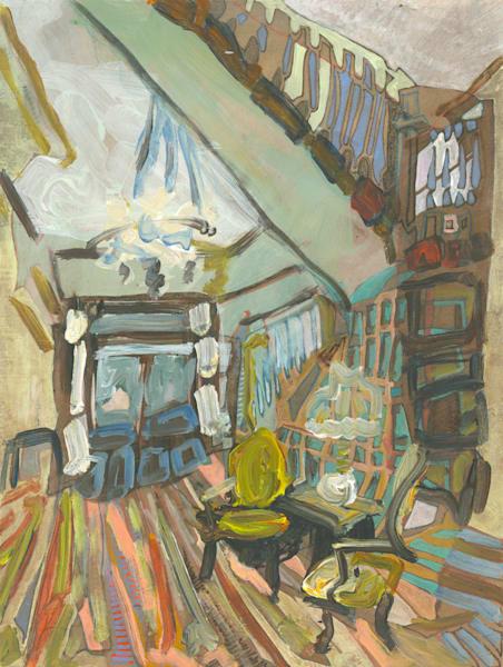 .Donaldsonville, La No. 101 | Erika Stearly, American Artist