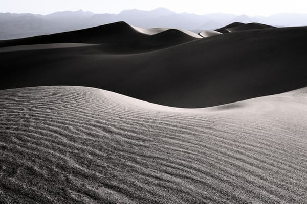 Natural beauty of the desert photo.