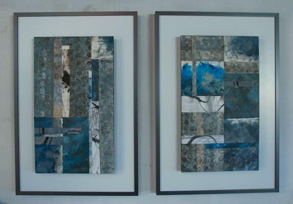 Assemblage Series  (Originals) Art | Laurie Fields Studio