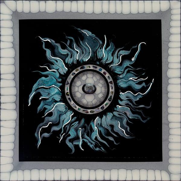 "Wind Element ""Sun Series 1"" Art   Breathe Art Paintings"