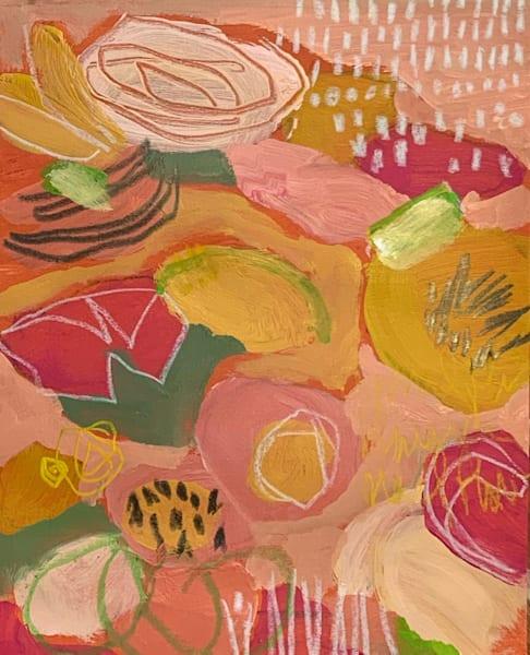 Melon Choly Baby Art | Julie Brown Art