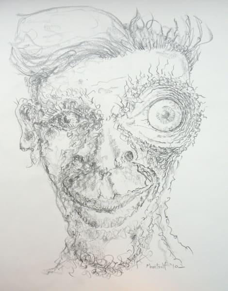Eye Captain - Prints