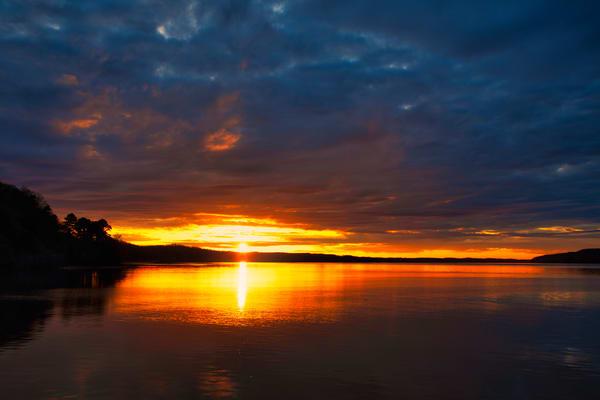 Sunrise over Waterloo - Alabama fine-art photography prints