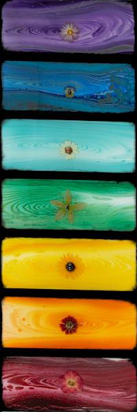 Flowered Chakra  Art | Breathe Art Paintings