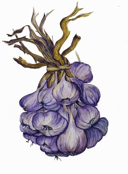 Garlic Art | Drivdahl Creations