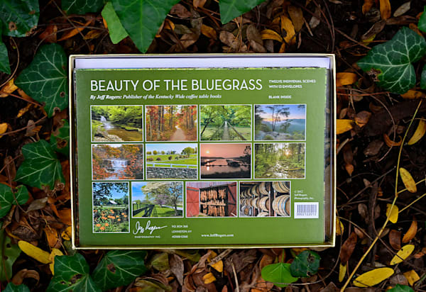 Beauty Of The Bluegrass Notecards   Jeff Rogers Photography, Inc.