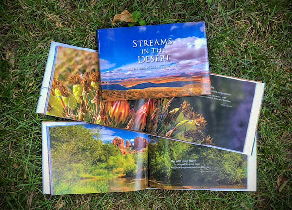 Streams In The Desert Book   Jeff Rogers Photography, Inc.