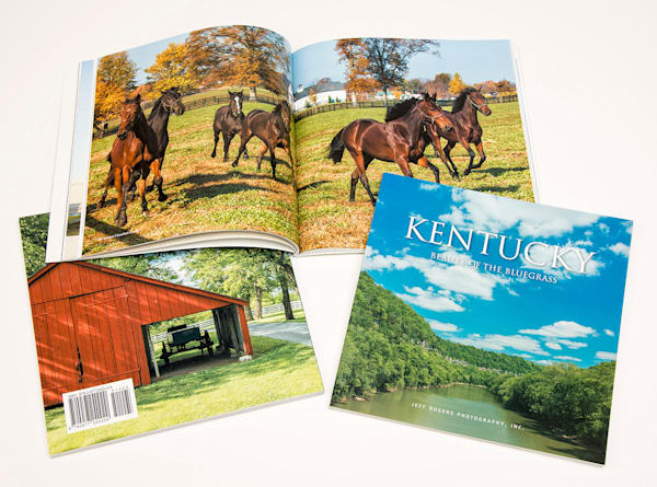Ky: Beauty Of The Bluegrass Book   Jeff Rogers Photography, Inc.